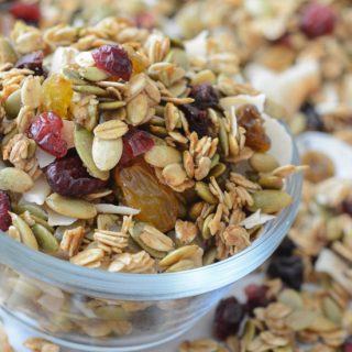 Best Granola by Your Allergy Chefs