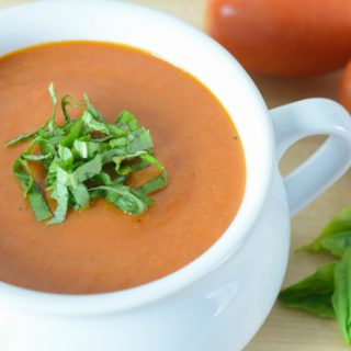Healthy and Roasted Tomato Soup from Your Allergy Chefs