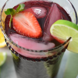 Healthy hibiscus tea by Your Allergy Chefs